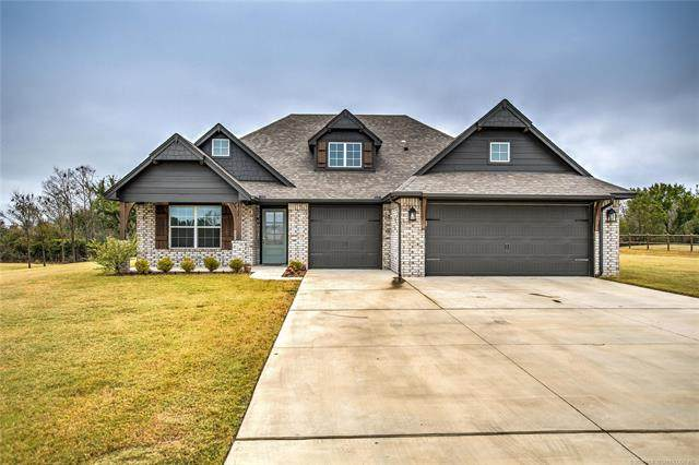 6309 E 91st Street N, Owasso, OK 74055 (MLS #2037781) :: Hometown Home & Ranch