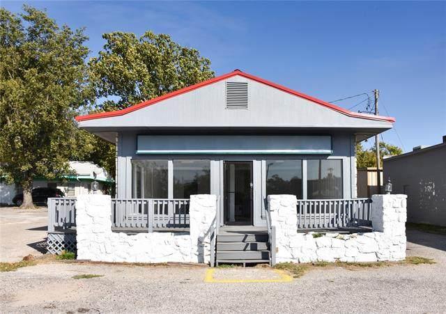 610 N Mississippi, Ada, OK 74820 (MLS #2037808) :: RE/MAX T-town