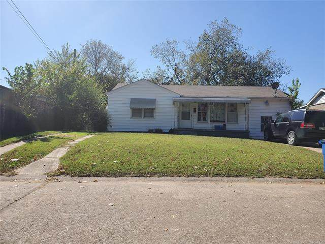 1224 N Allegheny Avenue, Tulsa, OK 74115 (MLS #2037861) :: Hometown Home & Ranch
