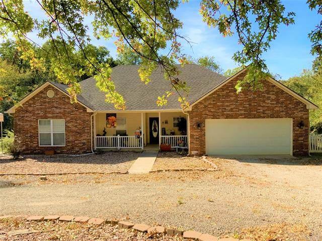 115672 S 4196 Road, Checotah, OK 74426 (MLS #2037875) :: Active Real Estate