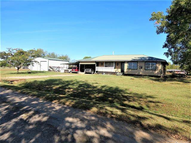 170 Caboose Street, Mcalester, OK 74501 (MLS #2037885) :: RE/MAX T-town