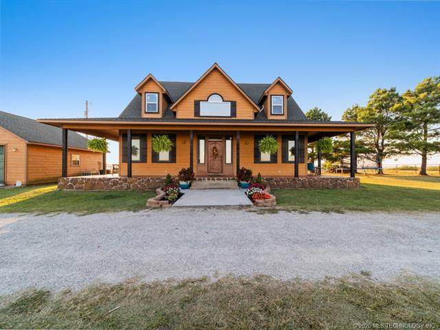 25768 S 4330 Road, Vinita, OK 74301 (MLS #2037889) :: Hometown Home & Ranch