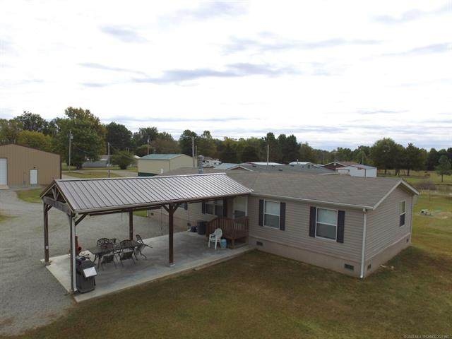 113246 S 4283 Road, Porum, OK 74455 (MLS #2037890) :: Hometown Home & Ranch
