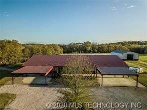 12455 Hwy 11, Barnsdall, OK 74002 (MLS #2037899) :: Hometown Home & Ranch