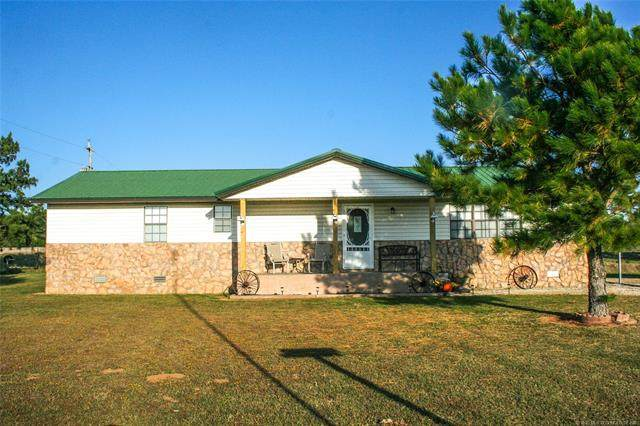 3462 N 3735, Holdenville, OK 74848 (MLS #2037908) :: RE/MAX T-town