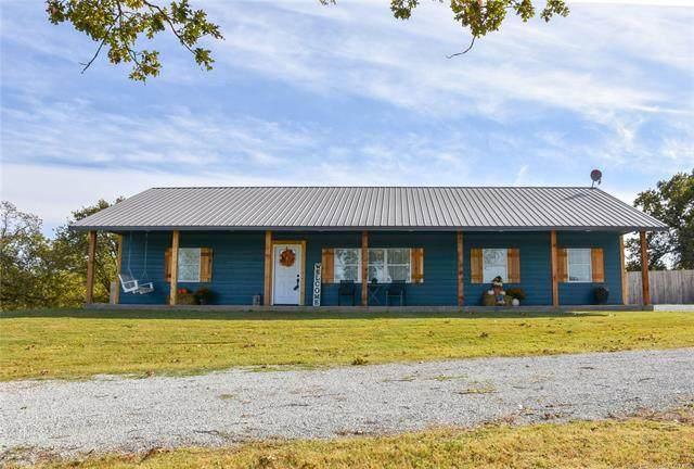 10875 County Road 1500, Ada, OK 74820 (MLS #2037920) :: Hometown Home & Ranch