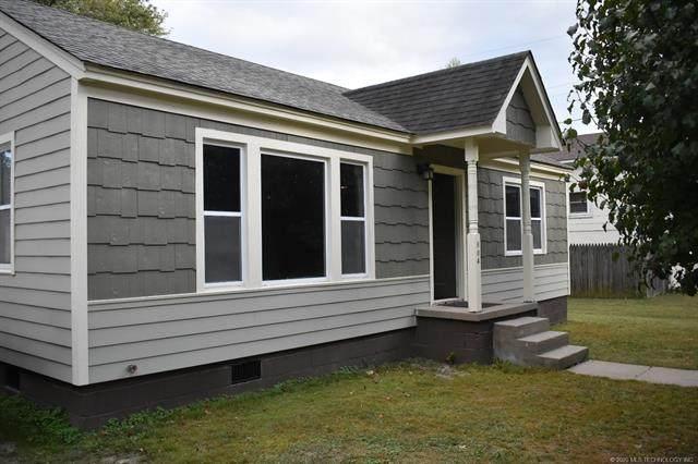 904 N Utah Street, Muskogee, OK 74403 (MLS #2037921) :: Active Real Estate
