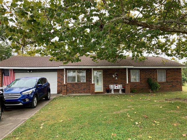 3325 Tahlequah Street, Muskogee, OK 74401 (MLS #2037937) :: Hometown Home & Ranch