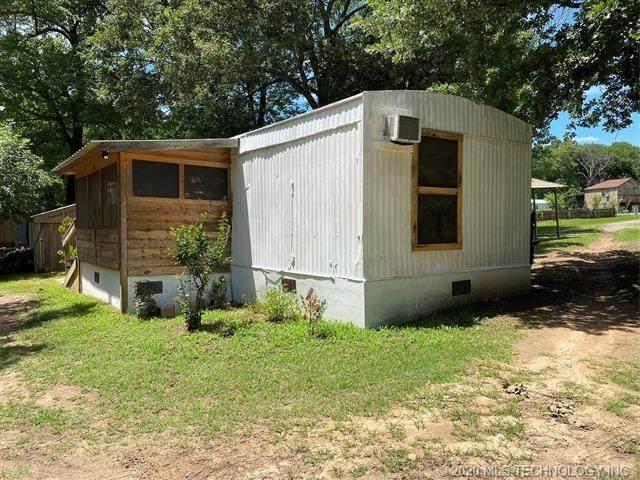341 Butterfield Trail, Colbert, OK 74733 (MLS #2037948) :: 580 Realty