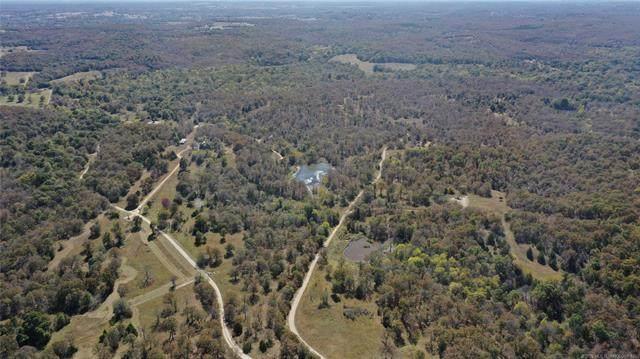 County Road, Allen, OK 74825 (MLS #2037962) :: Hometown Home & Ranch