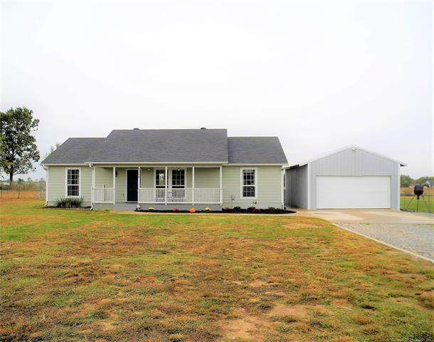 8302 Covenant Cove, Colcord, OK 74338 (MLS #2037965) :: RE/MAX T-town