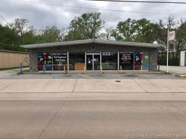 1013 N Mississippi Avenue, Ada, OK 74820 (MLS #2037972) :: 580 Realty