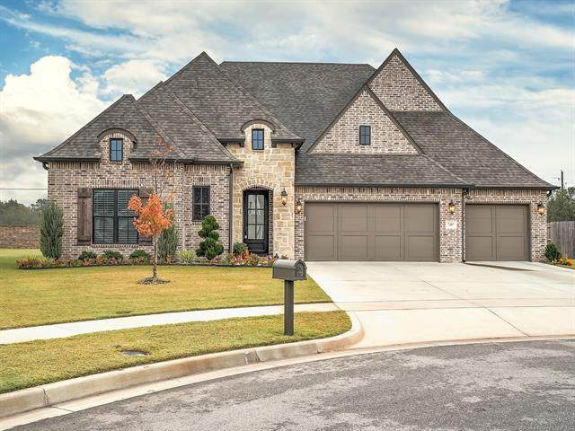 7307 S Aspen Court, Broken Arrow, OK 74011 (MLS #2037986) :: RE/MAX T-town