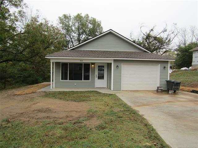410 Beauregard Street, Fort Gibson, OK 74434 (MLS #2038024) :: Active Real Estate