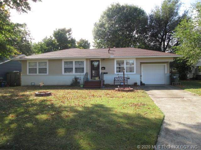 311 Drexel Place, Muskogee, OK 74403 (MLS #2038027) :: Active Real Estate