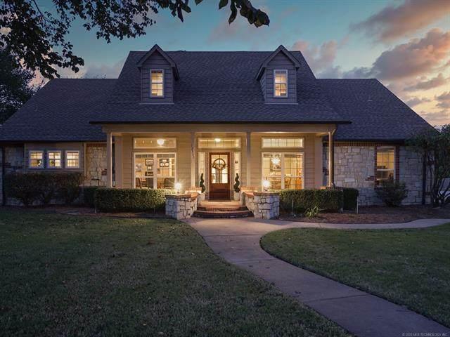 12302 Kathy Lane, Sapulpa, OK 74066 (MLS #2038029) :: Hometown Home & Ranch