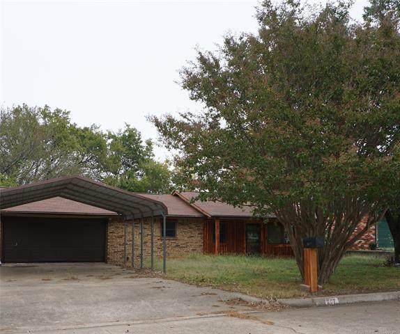 202 Northridge Terrace, Henryetta, OK 74437 (MLS #2038030) :: RE/MAX T-town