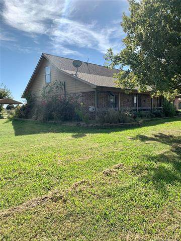5251 Choctaw Road, Durant, OK 74730 (MLS #2038069) :: 580 Realty