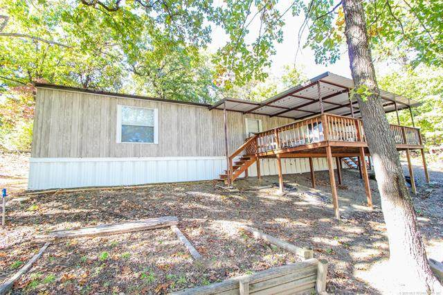 116796 S 4250 Road, Eufaula, OK 74432 (MLS #2038078) :: RE/MAX T-town