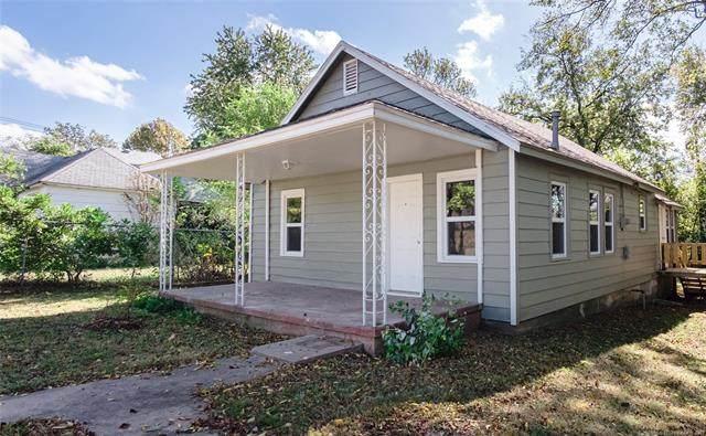 1128 E Arch Avenue, Sapulpa, OK 74066 (MLS #2038095) :: RE/MAX T-town