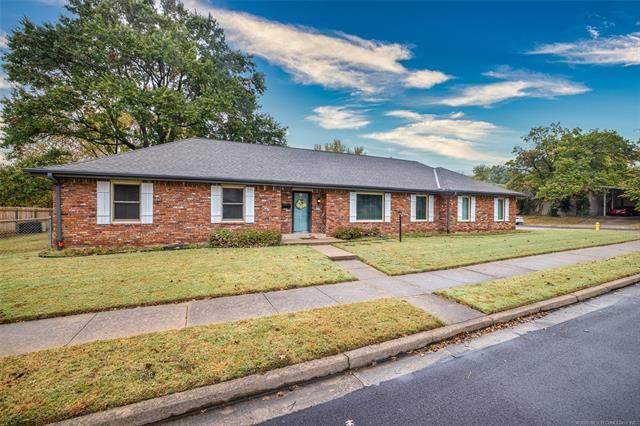 5310 S 74th East Avenue, Tulsa, OK 74145 (MLS #2038114) :: Hometown Home & Ranch