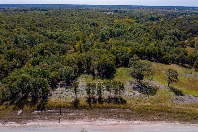 W 231st Street S, Bristow, OK 74010 (MLS #2038115) :: Hometown Home & Ranch