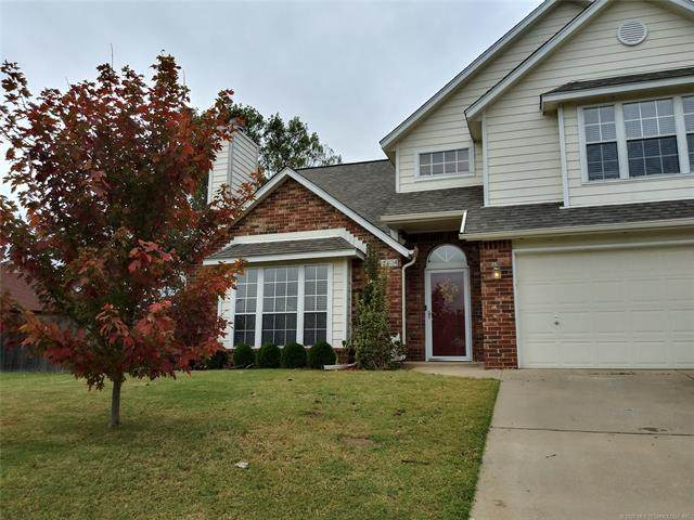 8204 S Dogwood Court, Broken Arrow, OK 74011 (MLS #2038118) :: RE/MAX T-town