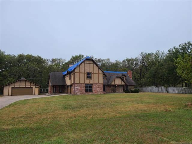 3501 S Hwy 75 Highway, Beggs, OK 74421 (MLS #2038124) :: Hometown Home & Ranch