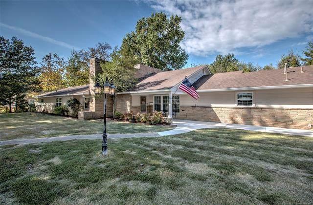114 N Hogan Street, Pryor, OK 74361 (MLS #2038126) :: Hometown Home & Ranch