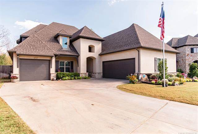 6717 S Chestnut Avenue, Broken Arrow, OK 74011 (MLS #2038144) :: RE/MAX T-town