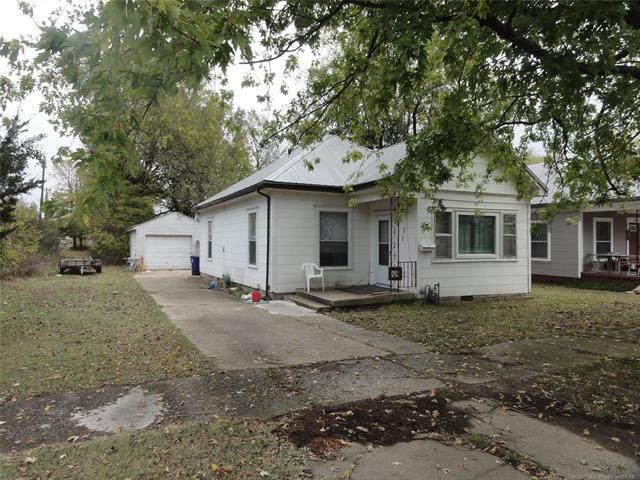 117 E Seminole Avenue, Nowata, OK 74048 (MLS #2038160) :: RE/MAX T-town