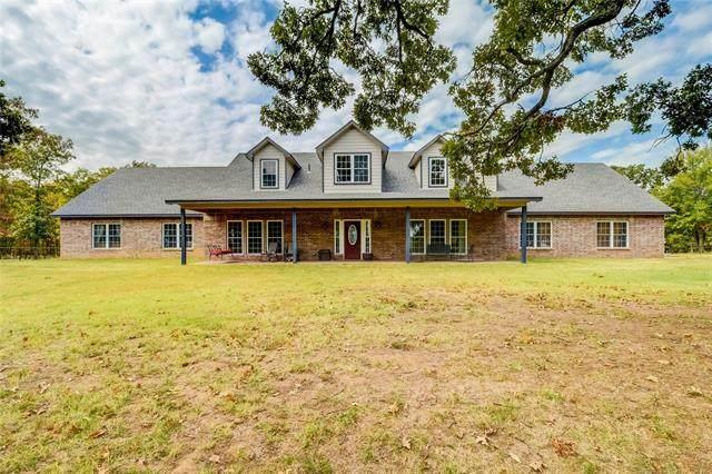 30020 S 4210 Road, Inola, OK 74036 (MLS #2038178) :: Hometown Home & Ranch