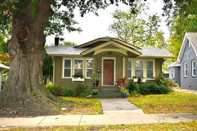2015 E 14th Place, Tulsa, OK 74104 (MLS #2038187) :: RE/MAX T-town