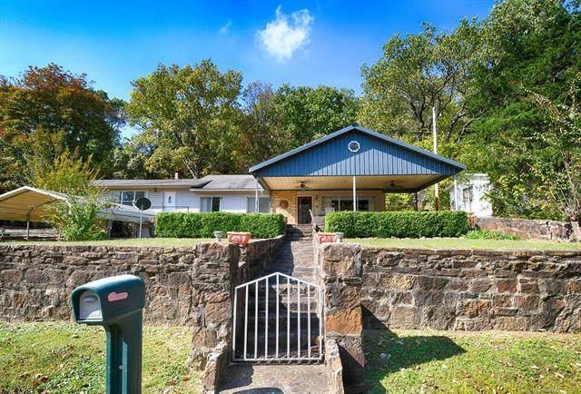 95898 S Fisherman Road, Gore, OK 74435 (MLS #2038204) :: Hometown Home & Ranch