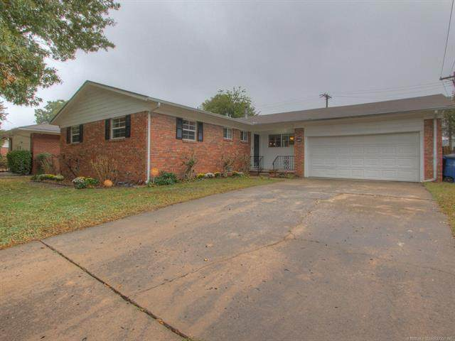 2740 S Braden Avenue, Tulsa, OK 74114 (MLS #2038219) :: RE/MAX T-town