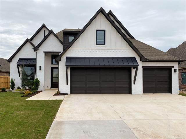 5509 E 124th Street S, Bixby, OK 74008 (MLS #2038265) :: Hometown Home & Ranch
