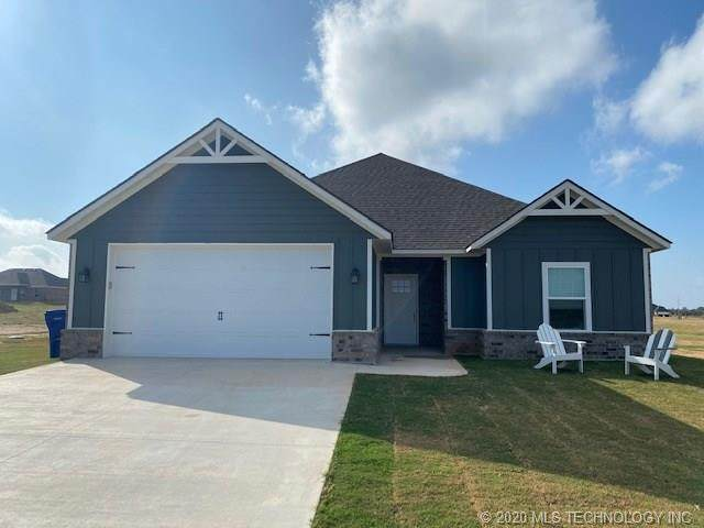 75 Fawn Road, Calera, OK 74730 (MLS #2038296) :: 918HomeTeam - KW Realty Preferred