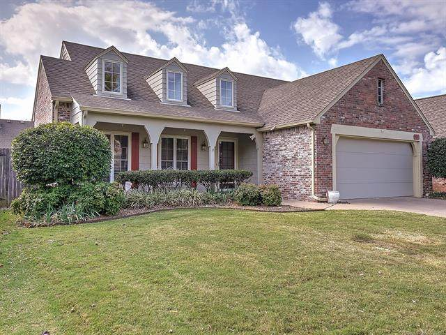 9520 S College Court, Tulsa, OK 74137 (MLS #2038316) :: RE/MAX T-town