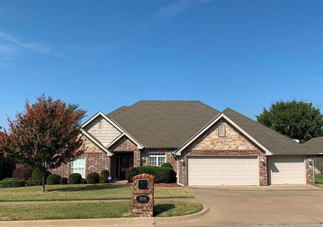 5808 Woodland Road, Bartlesville, OK 74006 (MLS #2038335) :: 580 Realty