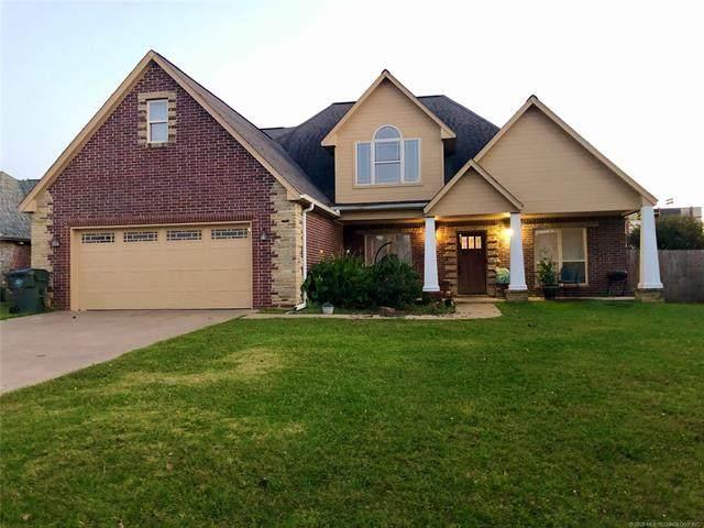 505 Valhalla, Muskogee, OK 74403 (MLS #2038364) :: Hometown Home & Ranch
