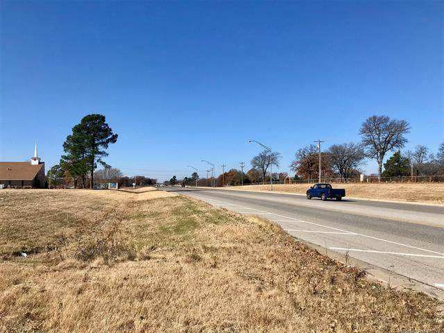 W Hwy 70 Highway, Madill, OK 73446 (MLS #2038376) :: Active Real Estate