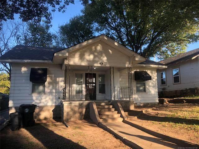 713 S Morton Avenue, Okmulgee, OK 74447 (MLS #2038381) :: Hopper Group at RE/MAX Results