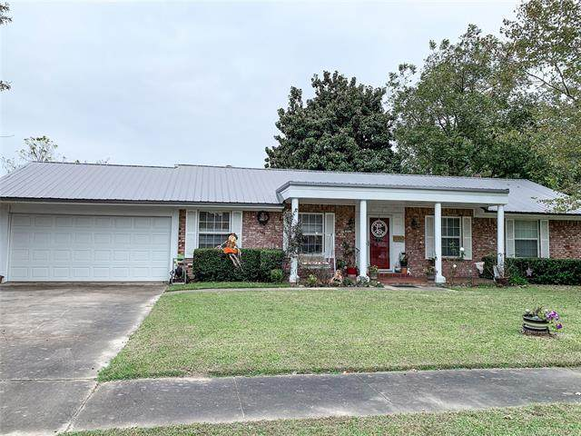 603 Mcarthur Lane, Mcalester, OK 74501 (MLS #2038387) :: 918HomeTeam - KW Realty Preferred