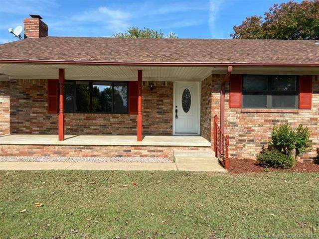 11121 Mockingbird Lane, Claremore, OK 74017 (MLS #2038400) :: Hometown Home & Ranch