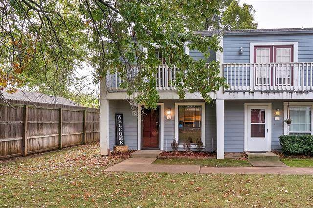 1035 E 57th Place #12, Tulsa, OK 74105 (MLS #2038404) :: RE/MAX T-town