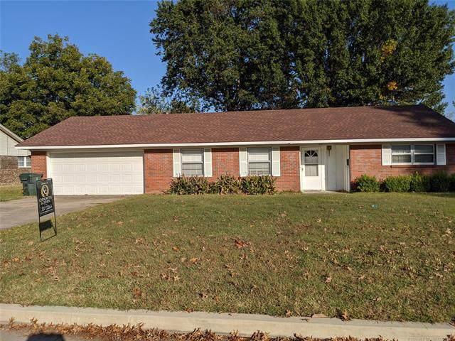 312 N David Lane, Muskogee, OK 74403 (MLS #2038406) :: RE/MAX T-town