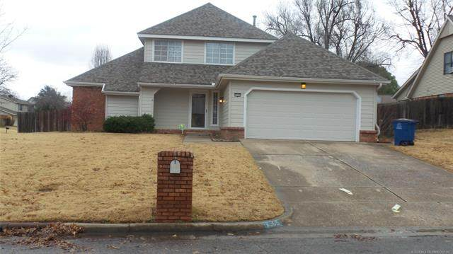 7505 S 86th East Place, Tulsa, OK 74133 (MLS #2038410) :: 580 Realty