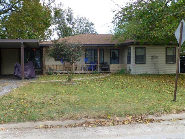 908 W Francis Street, Madill, OK 73446 (MLS #2038417) :: Active Real Estate