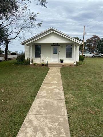 21472 E County Road 1200, Keota, OK 74941 (MLS #2038437) :: Hometown Home & Ranch