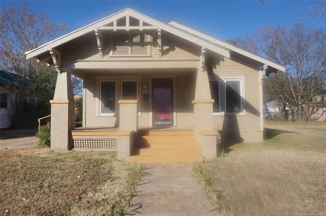 908 W Division Street, Henryetta, OK 74437 (MLS #2038444) :: 918HomeTeam - KW Realty Preferred